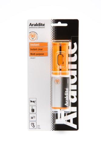 Araldite ARA-400012 - Pegamento De Dos Componentes (Tamaño: 24Ml)