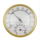 Al aire libre cubierta Sauna multifuncional Suministros Sauna Grado inductivo del puntero de inicio de marcación cubierta aparatos y accesorios medidor de humedad higrómetro Sauna
