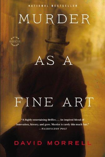 Murder as a Fine Art (Thomas and Emily De Quincey, 1)