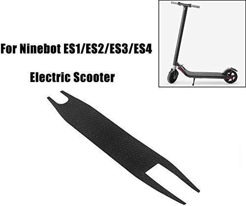 COLOR TREE Almohadilla para el pie para Ninebot Segway ES1 ES2 ES3 ES4 Accesorios para Scooter eléctrico Reemplazo Práctico Resistente al Desgaste Pedal Mat Ligero