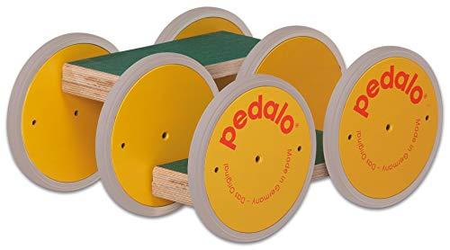 Preisvergleich Produktbild pedalo®-Classic - Sporthalle,  Pausenhof,  hochwertig,  äußerst robust,  Trittfläche jeweils: 30 x 14 cm