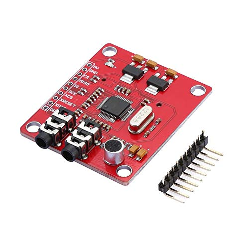 BianchiPamela VS1053 MP3 Extension board Module With SD Card Slot Ogg Real-time Recording