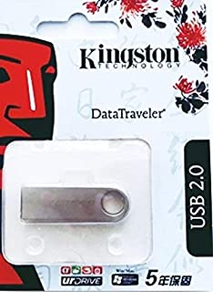 Flash Kingston Memory 4 GB