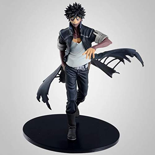 LYZL 14cm My Hero Academia PVC Statue Flamme Dabi Anime Figur Modell Puppe Spielzeug Collectable Toy Desktop Decoration Collector Doll Gift