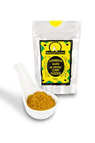 Seasoned Pioneers Curry Pulver - Poudre De Colombo (35g)