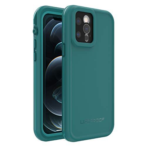 LifeProof Fre - Funda estanca y anti caídas para iPhone 12 Pro, Azul