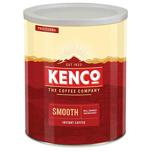Kenco Smooth Instant Coffee, 750g