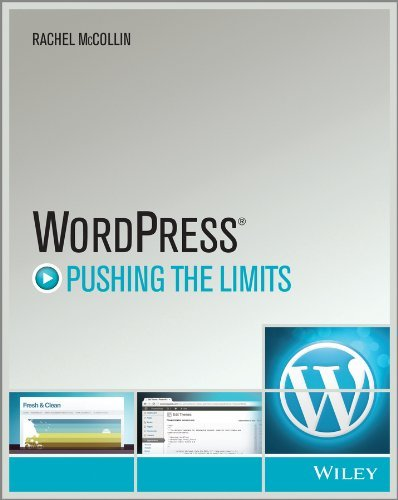 Image Of(WordPress: Pushing The Limits)] By (author) Rachel McCollin ] Published On (July, 2013)