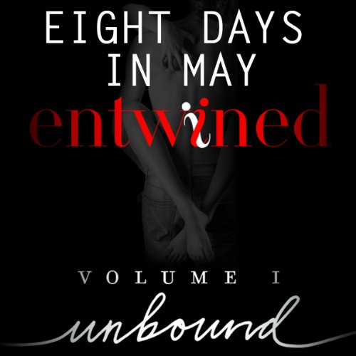Eight Days in May audiobook cover art