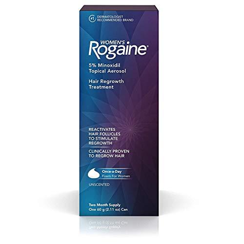 Women's Rogaine Hair Regrowth Treatment 2 Month Supply