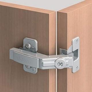 Blum 6466533 Bisagra para puerta plegable de armario de esquina con muelle, olla: tornillos