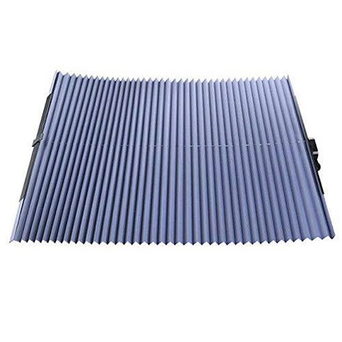 SovelyBoFan Einziehbare Auto Windschutzscheibe Sonnenschutz Vorhang Uv Schutz Sonnen Blende Block Abdeckung