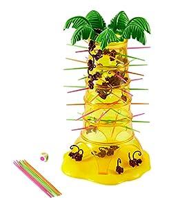 Mattel Games Monos Locos, juegos de mesa para niños (Mattel 52563)
