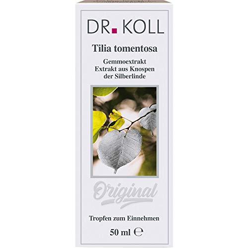 Dr. Koll Tilia Tomentosa Gemmoextrakt Tropfen, 50 ml Lösung