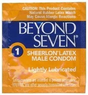 OKAMOTO Beyond Seven Condoms - 25 count