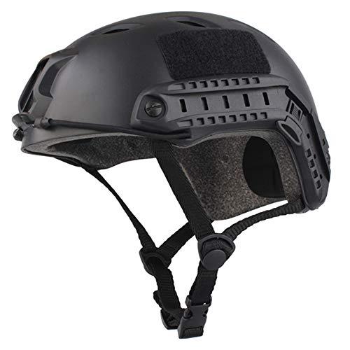 EMERSONGEAR Fast Helmet  BJ Version Tactical Military Combat Helmet Black