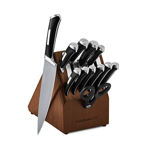 Calphalon Precision SharpIN Nonstick 13 Piece Cutlery Set