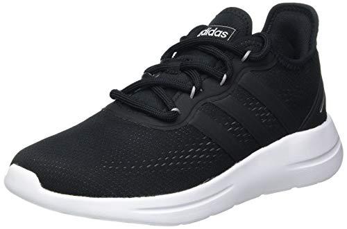 adidas Womens LITE Racer RBN 2.0 Running Shoe, CBLACK/CBLACK/DOVGRY,37 1/3 EU