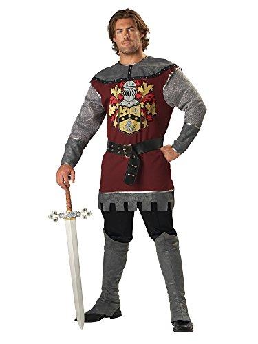 Kostüm Edler Ritter für Erwachsene - Premium M