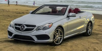 2015 Mercedes-Benz E550, 2-Door Cabriolet Rear Wheel Drive ...