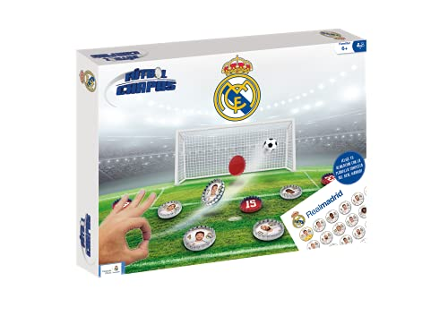 Eleven Force National Soccer Club Fútbol Chapas Real Madrid (13057)