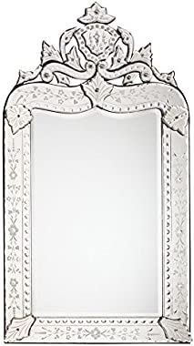 Venetian Design Maharaja Crown Wall Mirror