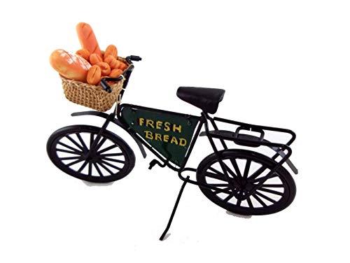 Melody Jane Poupées Miniature Accessoire Boulangerie Boutique Vélo Pain Frais Vélo
