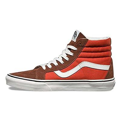 Vans Unisex SK8-Hi Reissue Sneaker Duffel Bag/Burnt Olive Size 11.5 M US Men