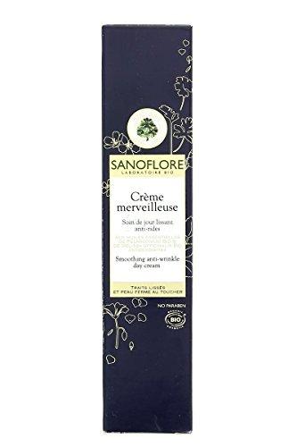 Crème soin du jour - Sanoflore Crème Merveilleuse - Soin de Jour Lissant Anti Rides - 40ml