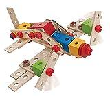 Eichhorn Heros 100039027 - Constructor per Costruire 6 Modelli di Veicoli, 100 Pezzi