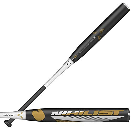 Demarini 2020 D-Lab Nihilist OG Slowpitch Softball Bat - 34'/27 oz