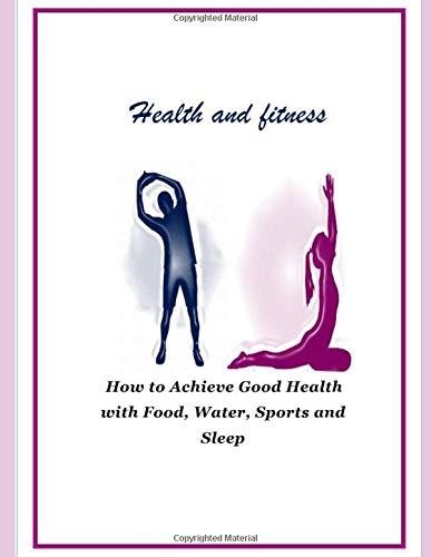 health and Fitness: health and Fitness basic: Health and Fitness ,Health and beauty,