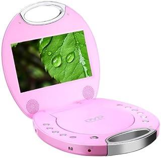 Sylvania SDVD7046-PINK 7-Inch Portable DVD Player (Renewed)