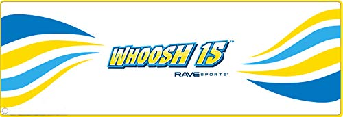 RAVE Sports Whoosh 20' Water Mat Inflatable Activity Platform (White)