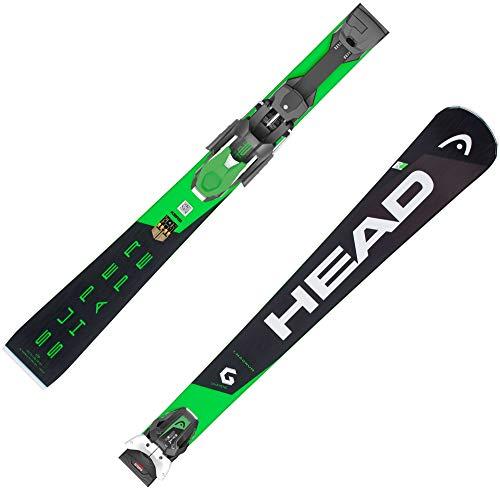 HEAD Supershape i.Magnum SW + PRD 12 GW 2018 All-Mountain Ski schwarz 170