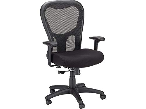 Tempur-Pedic TP9000 Ergonomic Mesh Mid-Back Executive Chair; Black