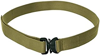 Tactical Assault Gear Cobra Buckle Riggers Belt, Large 35-37in, Coyote Tan 831148
