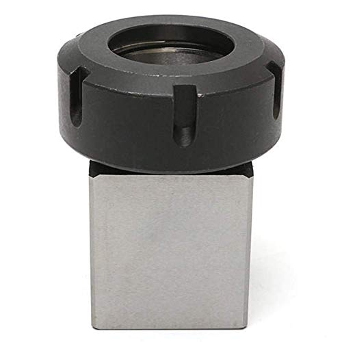 Lowest Prices! KXA Tool Square Hard Steel ER-40 Collect Chuck Block CNC Lathe Tool Holder Multifunct...