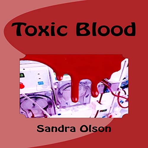 Toxic Blood (A James Ford Mystery) cover art