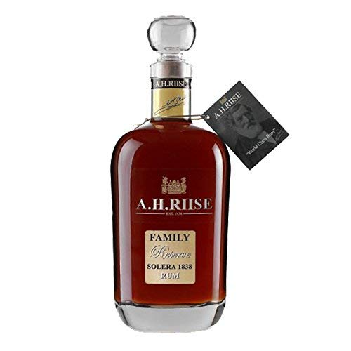A.H. Riise A.H. Riise Family Reserve Solera 1838 Rum - Old Edition 42% Vol. 0,7L In Giftbox - 700 ml