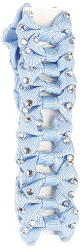 Harry's Horse 36000200–02 Show nœuds BT/5 pièces, Bleu Cristal