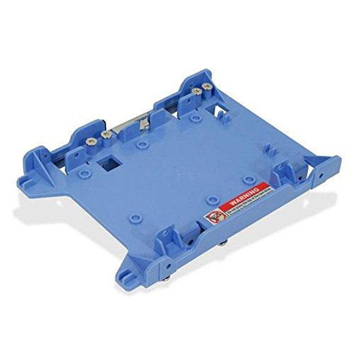 "Dell Rack Caddy Tray 2X Disque Dur 2.5"" SSD F767D Mid 42940 J132D CN-0R494D-42940"