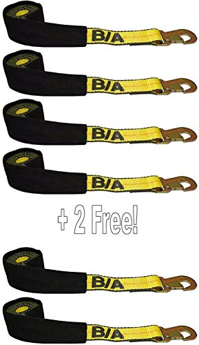 Learn More About BA Products 38-3D-x6-x1, Set of 6 Straps with Snap Hooks for Dynamic, Century, Vulc...