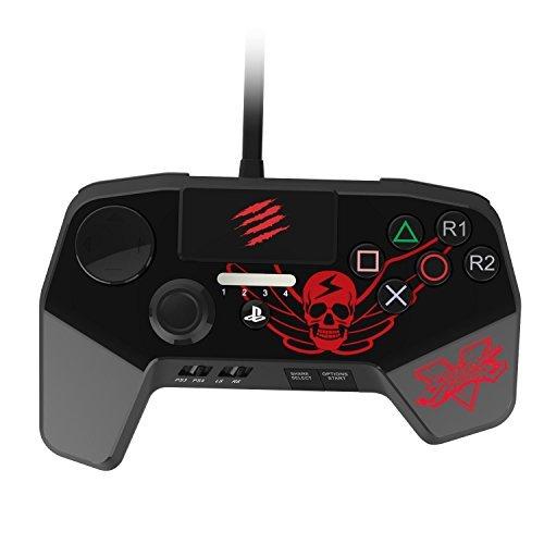 Street Fighter V FightPad PRO - Black M. Bison Design - [PS3/PS4] [Japan Import]