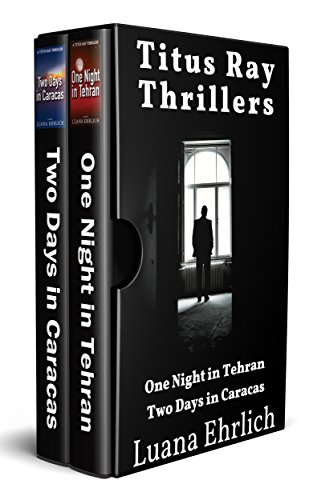 Book: Titus Ray Thrillers - Books 1 & 2 - (A Titus Ray Thriller Box Set) by Luana Ehrlich