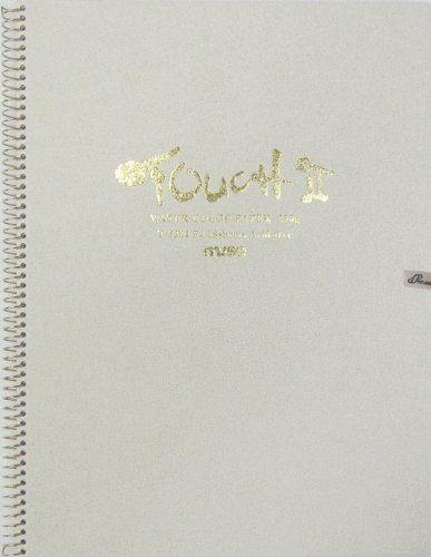 Muse Touch II Watercolor Sketchbook F4 (Japan Import)