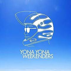YONA YONA WEEKENDERS「君とdrive」の歌詞を収録したCDジャケット画像