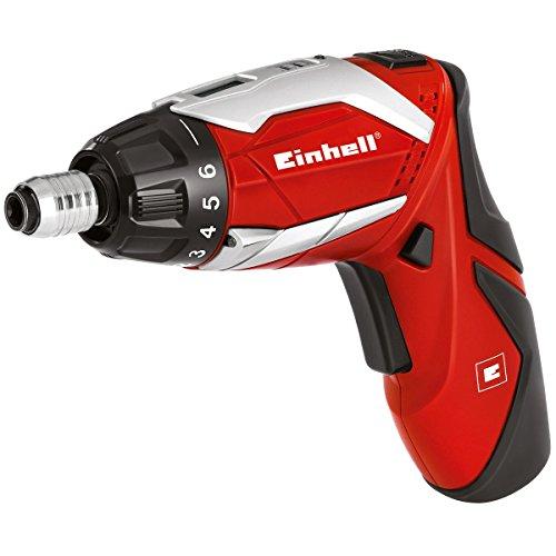 Einhell RT-SD 3,6/2 Li Kit - Atornillador, batería litio (voltaje...