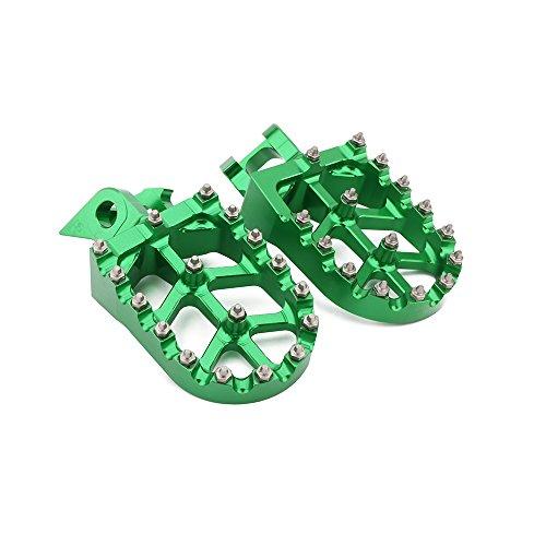 Repose-pieds CNC - KX125 KX250 97-01 KX500 88-90