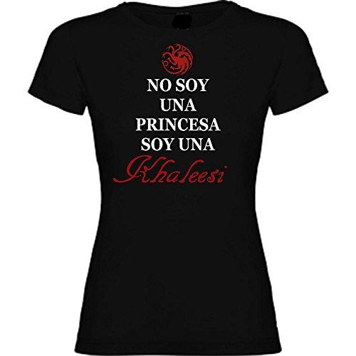 The Fan Tee Camiseta de Mujer Juego de Tronos Stark Tyrion Dragon Daenerys Khaleesi Valar L